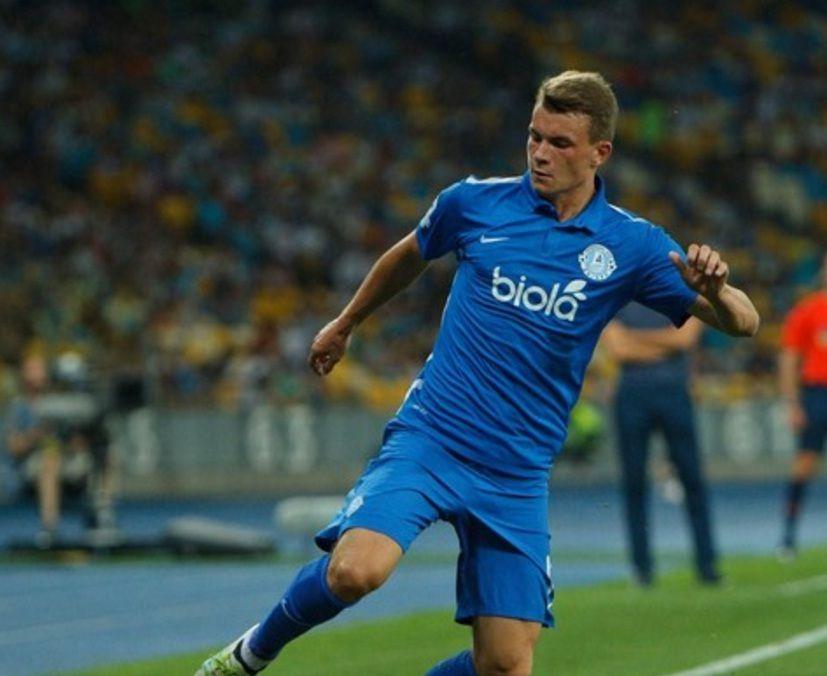 «Днепр» поймал кураж иобыграл конкурента «Динамо»