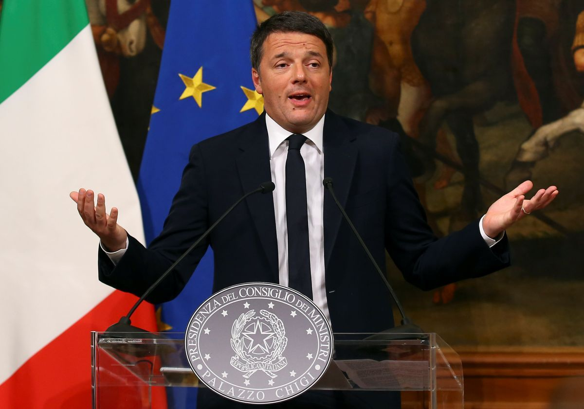 Маттео Ренци / REUTERS