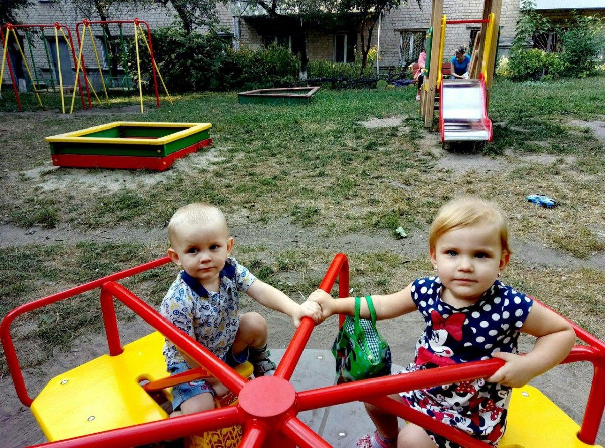 В милиции сообщили, что ихневызывали кброшенным детям вКиеве