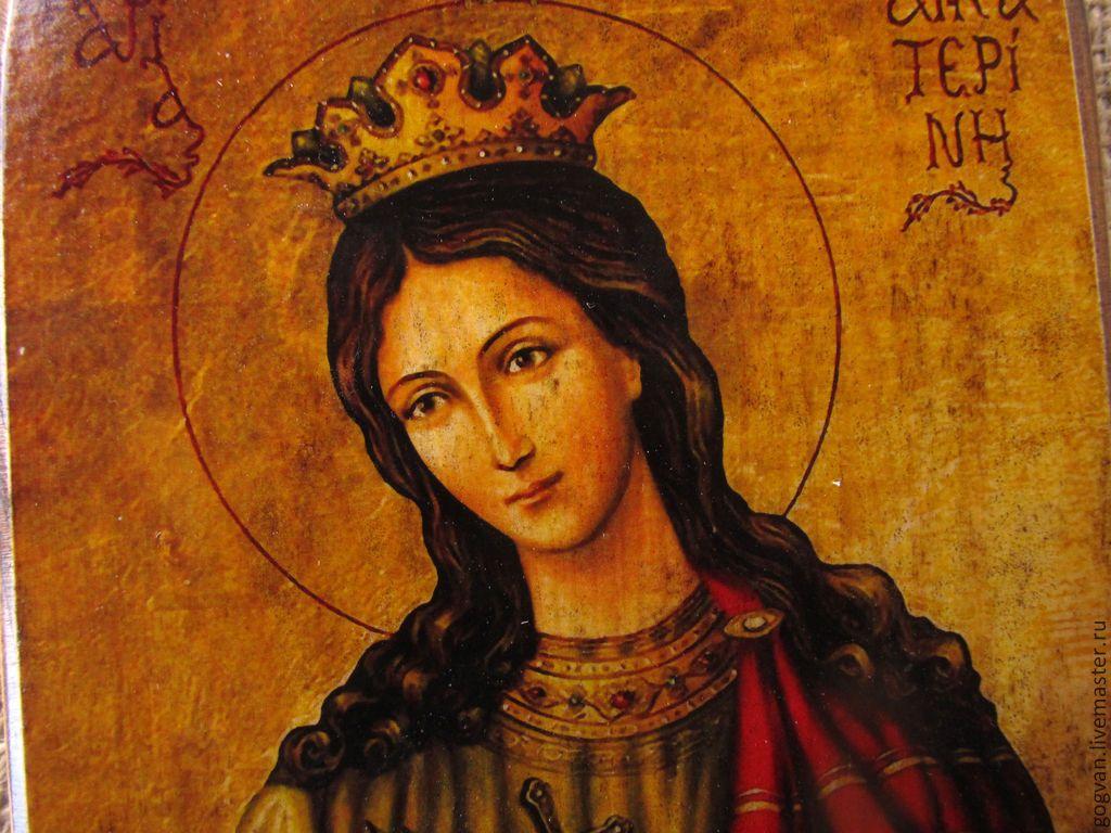 7 грудня православні християни молитовно вшановують пам'ять святої великомучениці Катерини