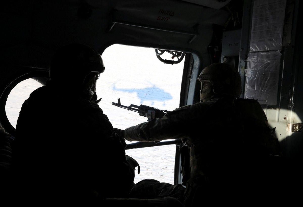 Президент відзначив державними нагородами 43-х військових-учасників АТО