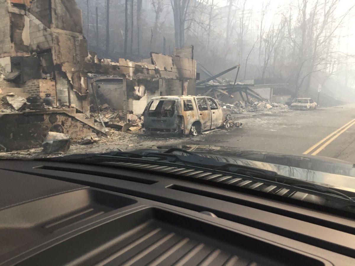 Поджигателями вТеннеси, где погибло 14 человек, оказались подростки