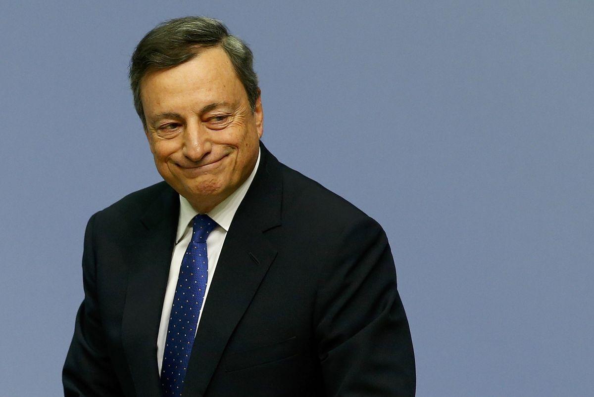ЕЦБ предсказывает рост инфляции веврозоне
