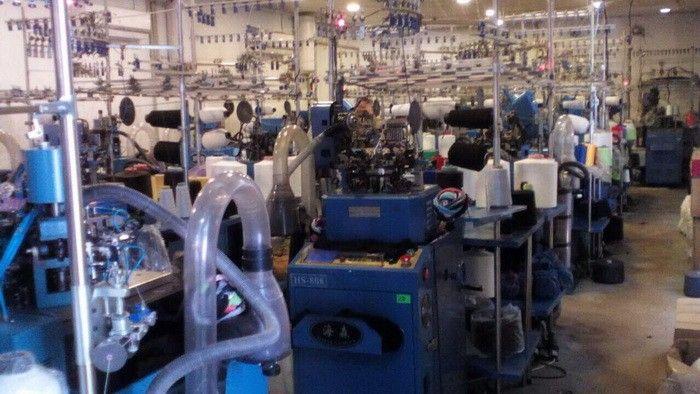 НаКировоградщине правоохранители разоблачили подпольный цех попроизводству одежды известных брендов