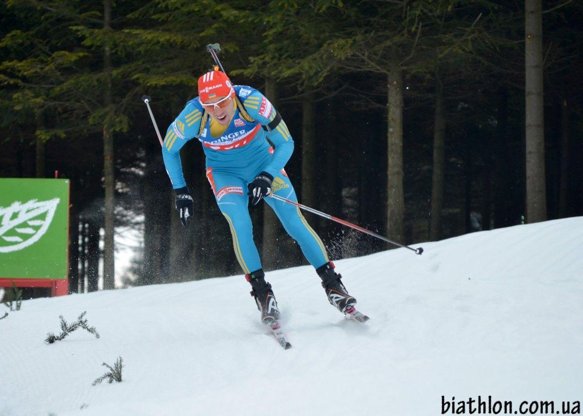 Pryma pzanyal 13-e misce u sprynters'kij honci etapu Kubka svitu / biathlon.com.ua