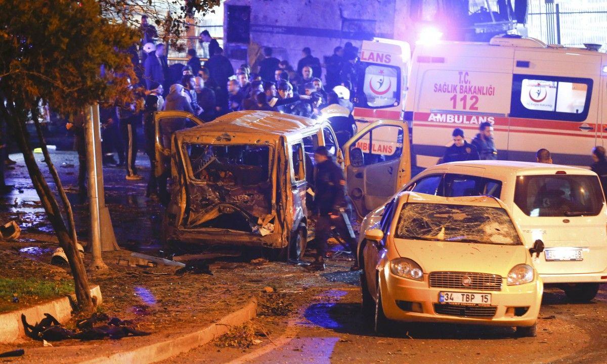 При взрыве вСтамбуле пострадавших среди кыргызстанцев нет— МИД