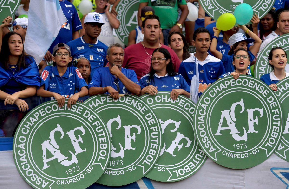 Погибший голкипер «Шапекоэнсе» признан лучшим игроком года вБразилии