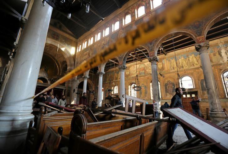 Ответственность затеракт вКаире взяли насебя боевики ИГИЛ