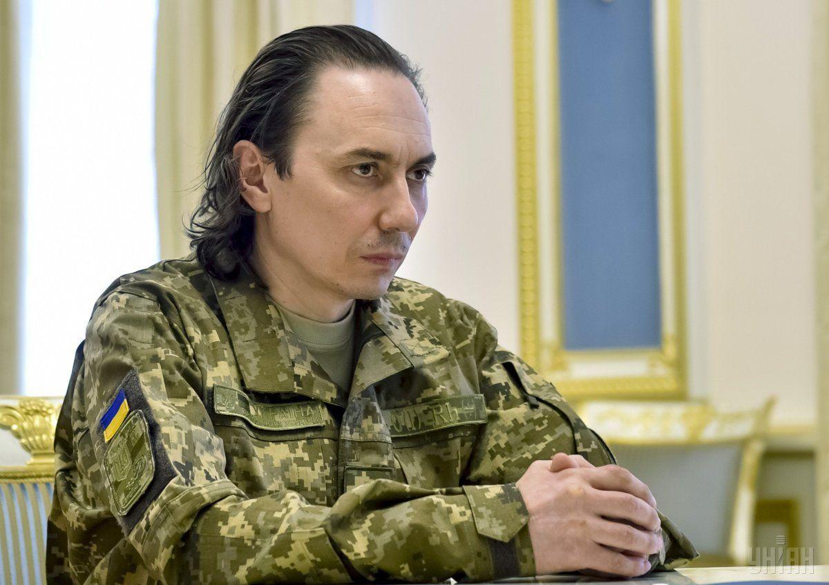 СБУ сообщила Без'язикову о подозрении в государственной измене / Фото УНИАН