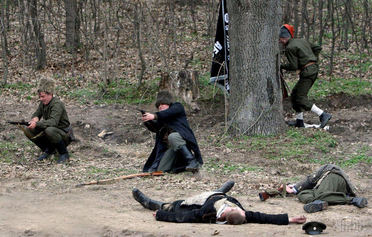 Луценко сказал о завершении процесса реабилитации атаманов «Холодного яра»