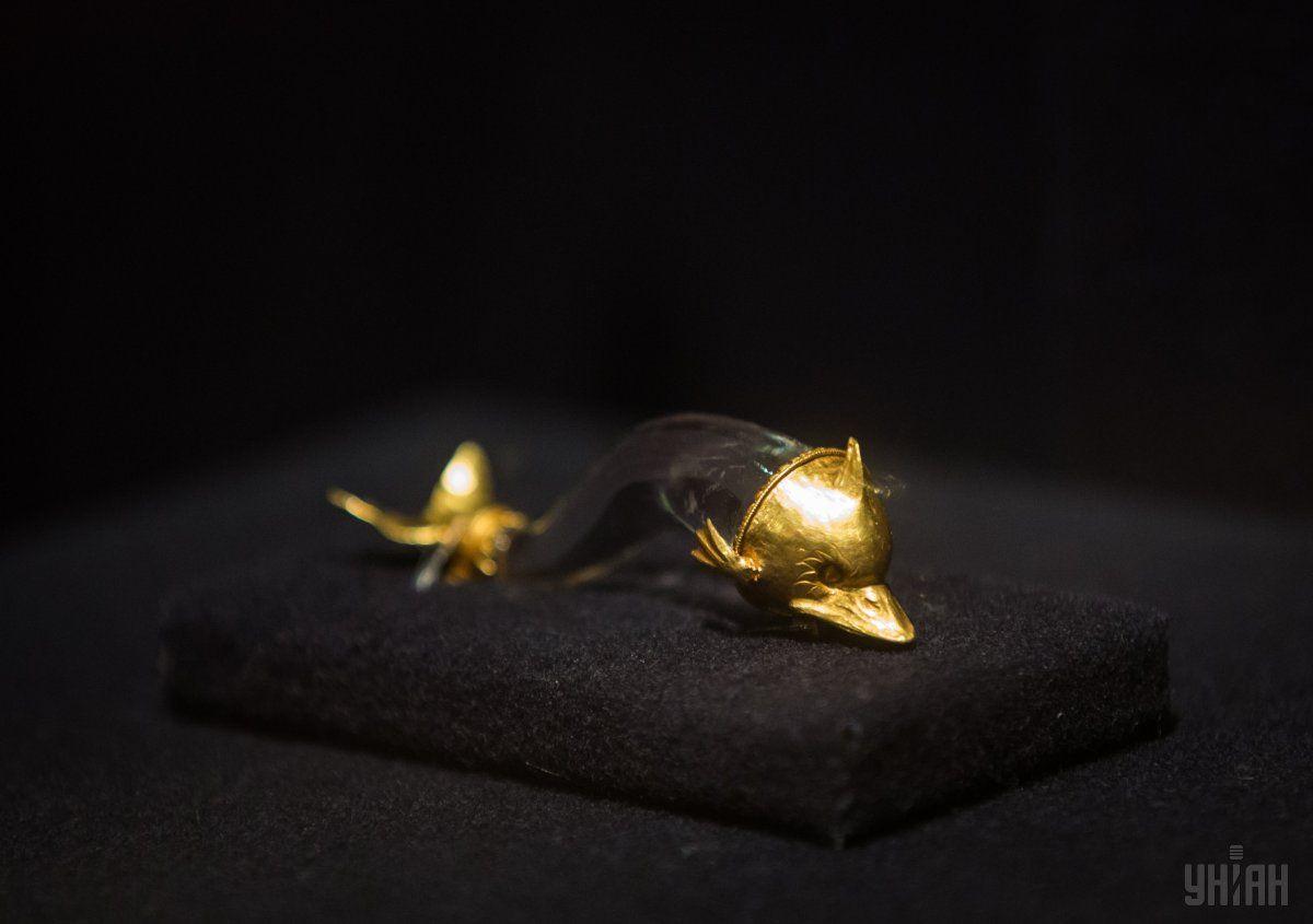 Музеи Крыма подали апелляцию нарешение суда Амстердама вернуть золото скифов Украине