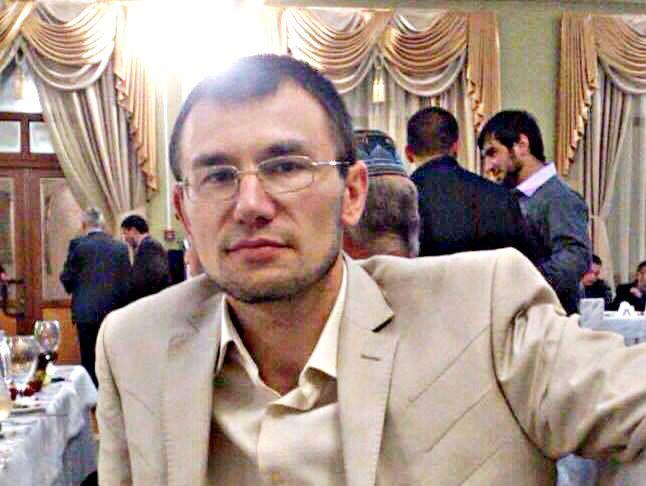 Крымского правозащитника, обвиняемого в«терроризме», изолировали впсихбольнице— юрист