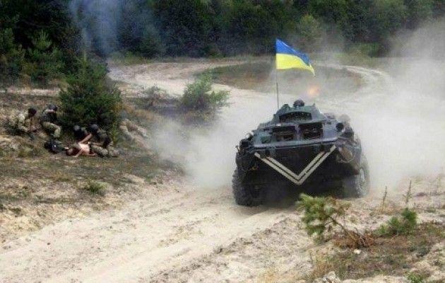Англия сообщила опродлении обучения украинских военных— Ответ РФ