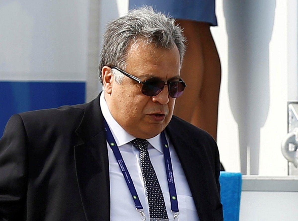 Убитый в Турции посол РФ Андрей Карлов / REUTERS