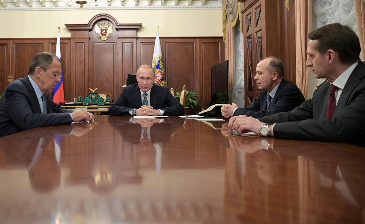 Путин назвал убийство послаРФ вТурции «подлым убийством» ипровокацией