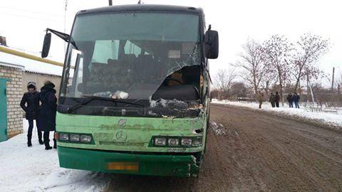 Военные попали в трагедию наЛуганщине: есть пострадавшие