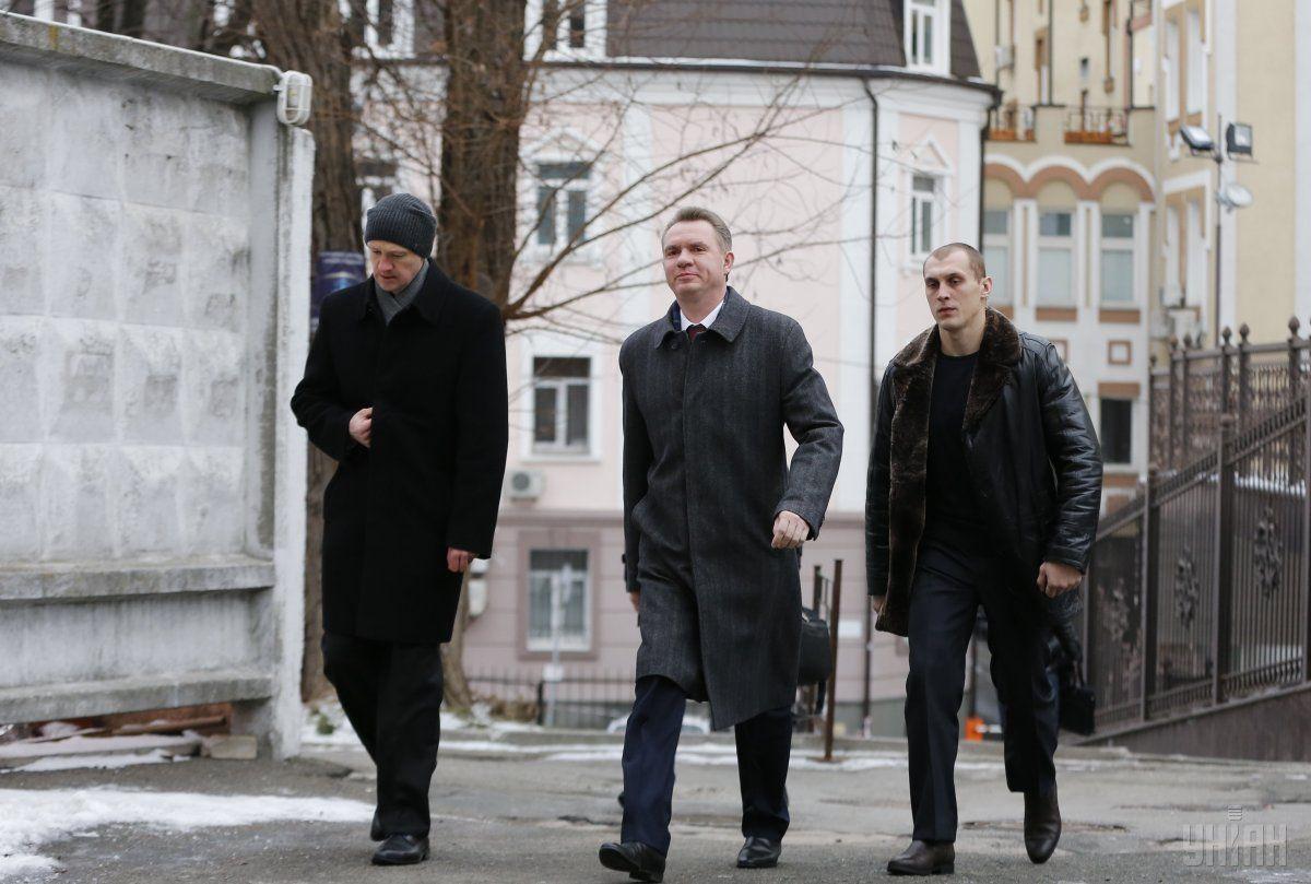 Охендовский заявил, что не принимал решения относительно количества охранников / Фото УНИАН