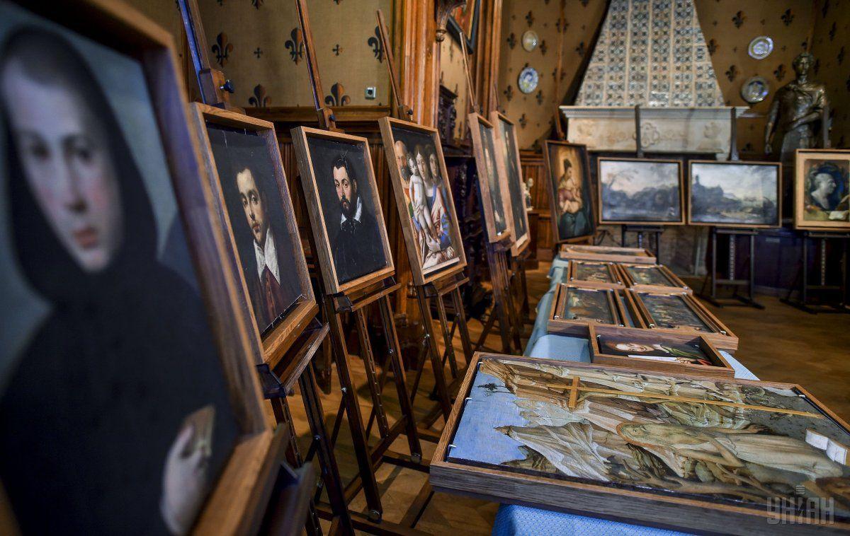 Украина выдаст Италии соучастника похищения картин из музея Вероны / УНИАН