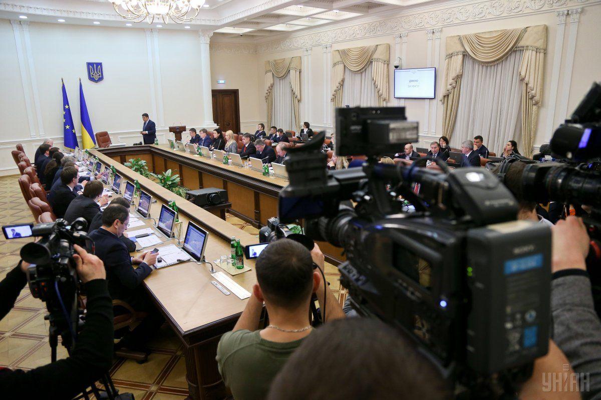 Кабмин продлил нагод пошлины натовары из РФ