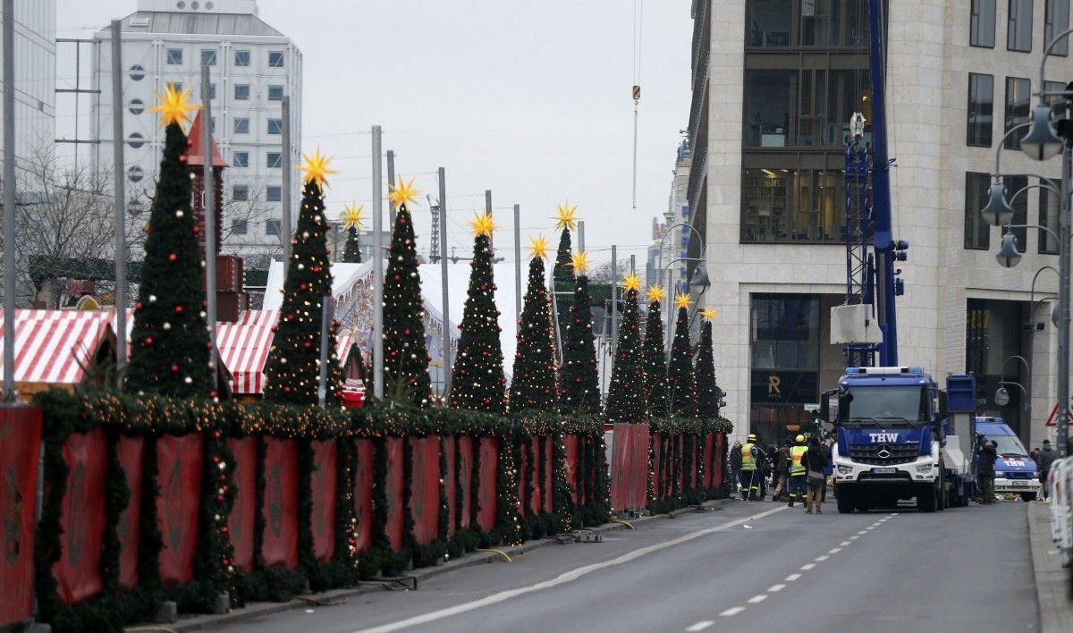 Територія різдвяного ярмарку, ілюстрація / REUTERS