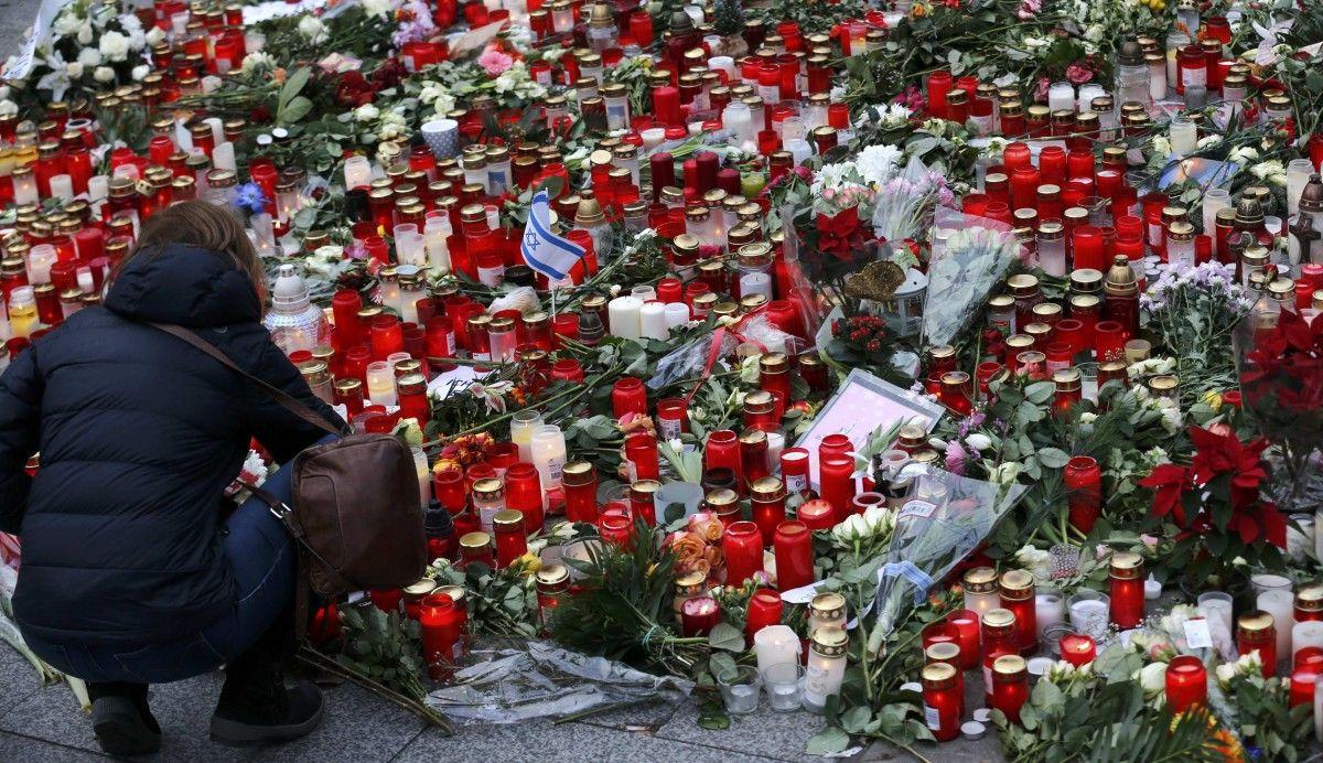 Германия выплатит компенсацию семье погибшего вберлинском теракте украинца