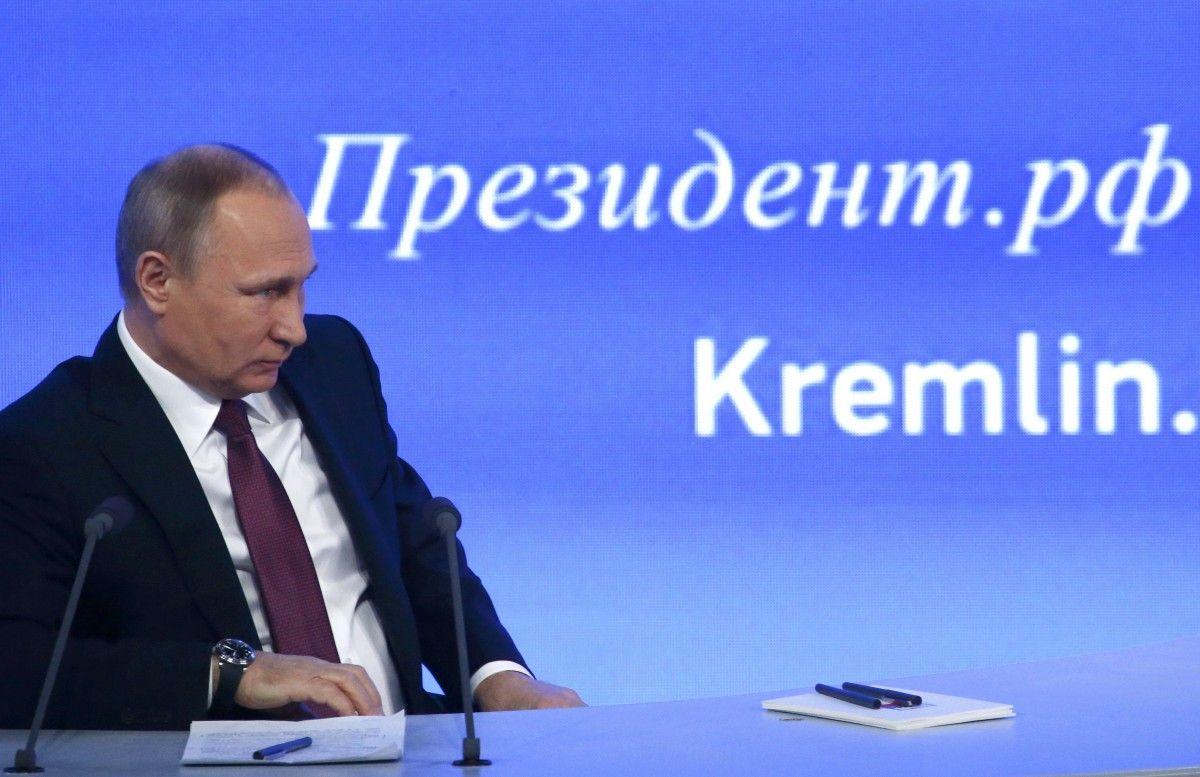 Путин: ухудшение отношений между Россией и государством Украина невыгодно никому