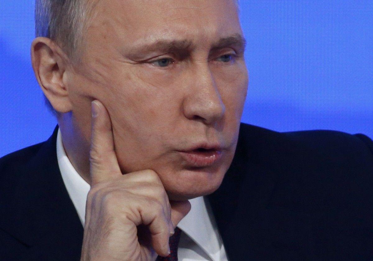 Путин прокомментировал помилование Сенцова иосвобождение Сущенко