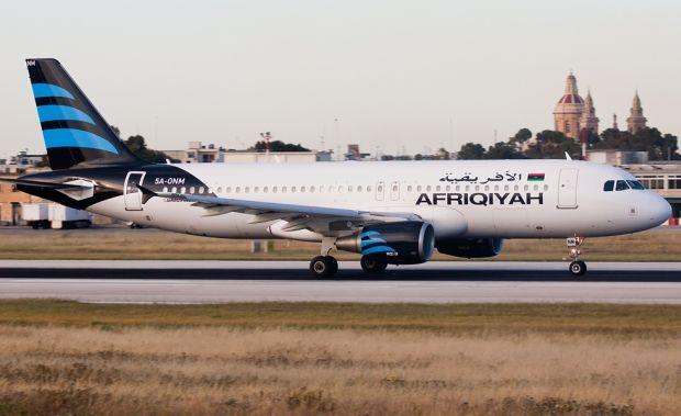 В Ливии неизвестные угнали авиалайнер А320 авиакомпании Afriqiyah Airways / planespotters.net