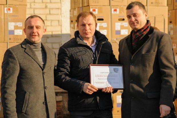 Школи Тернопільщини отримали 747 комп'ютерів / фото Тернопільська ОДА