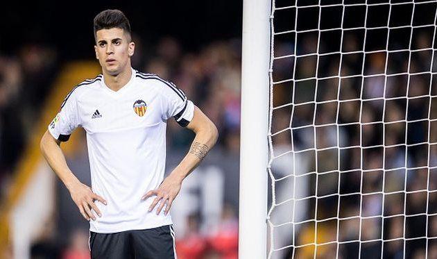 Канселу летом перейдет из«Валенсии» в«Барселону»