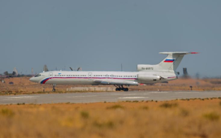 Літак Ту-154, що належав Міноборони РФ, пропав з радарів у неділю о 5.40 / life.ru