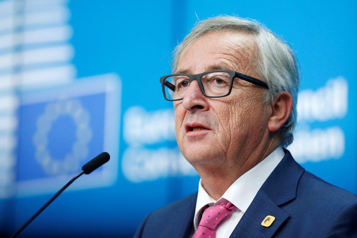 Теракты вевропейских странах недолжны закрыть двериЕС для беженцев— Юнкер