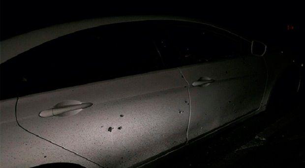 Около автомобильного салона вХарькове взорвалась граната
