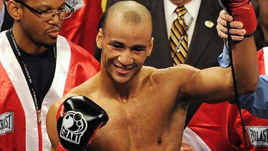 Украинский боксер победил жителя России вчемпионском бою