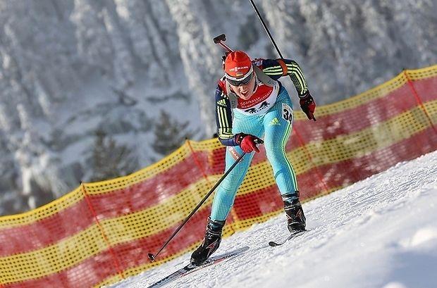 Биатлонистка Меркушина— лучшая спортсменка декабря вУкраинском государстве