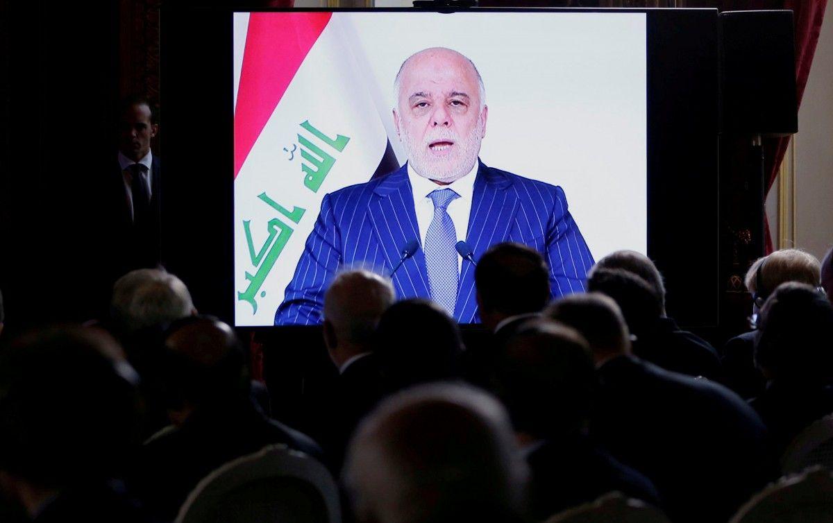 Хайдер аль-Абади / REUTERS