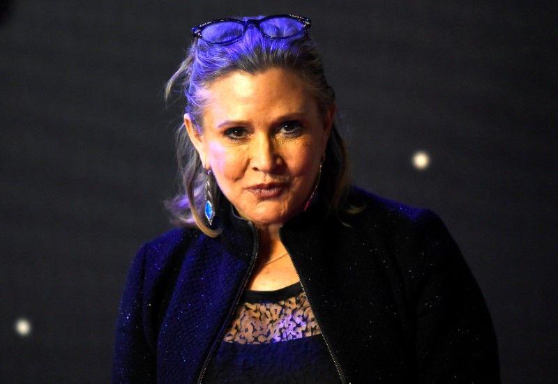 Кэрри Фишер появится ввосьмом эпизоде «Звёздных войн» в будущем 2017 году
