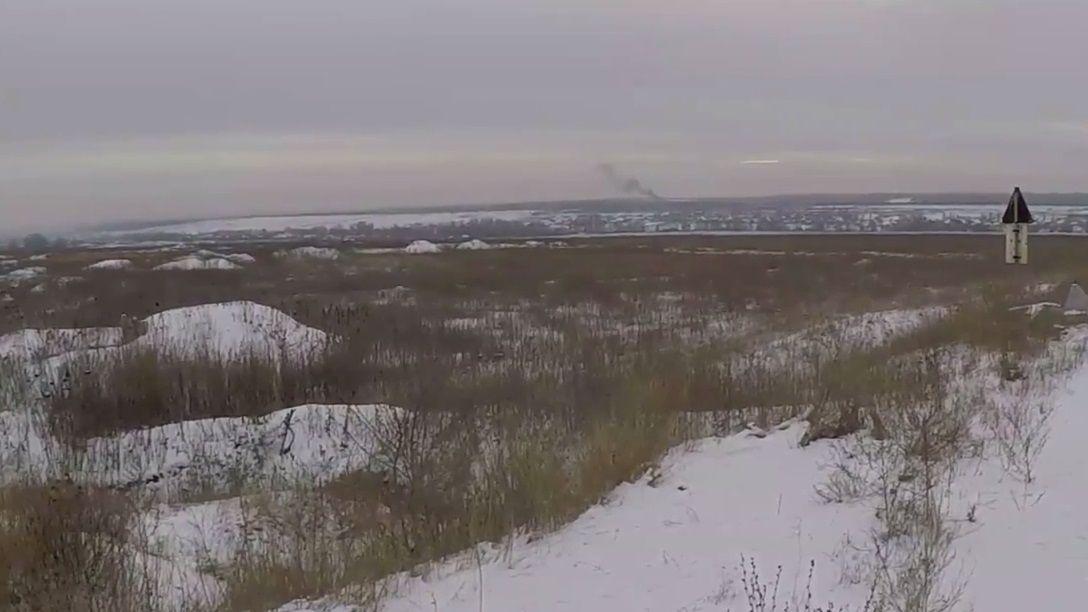 Підрозділи ЗСУ зайняли нові позиції на Світлодарській дузі / Скріншот