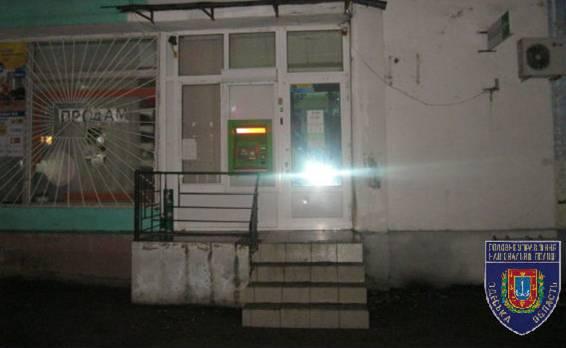 Ограбление произошло в поселке Сергеевка Белгород-Днестровского района / npu.gov.ua