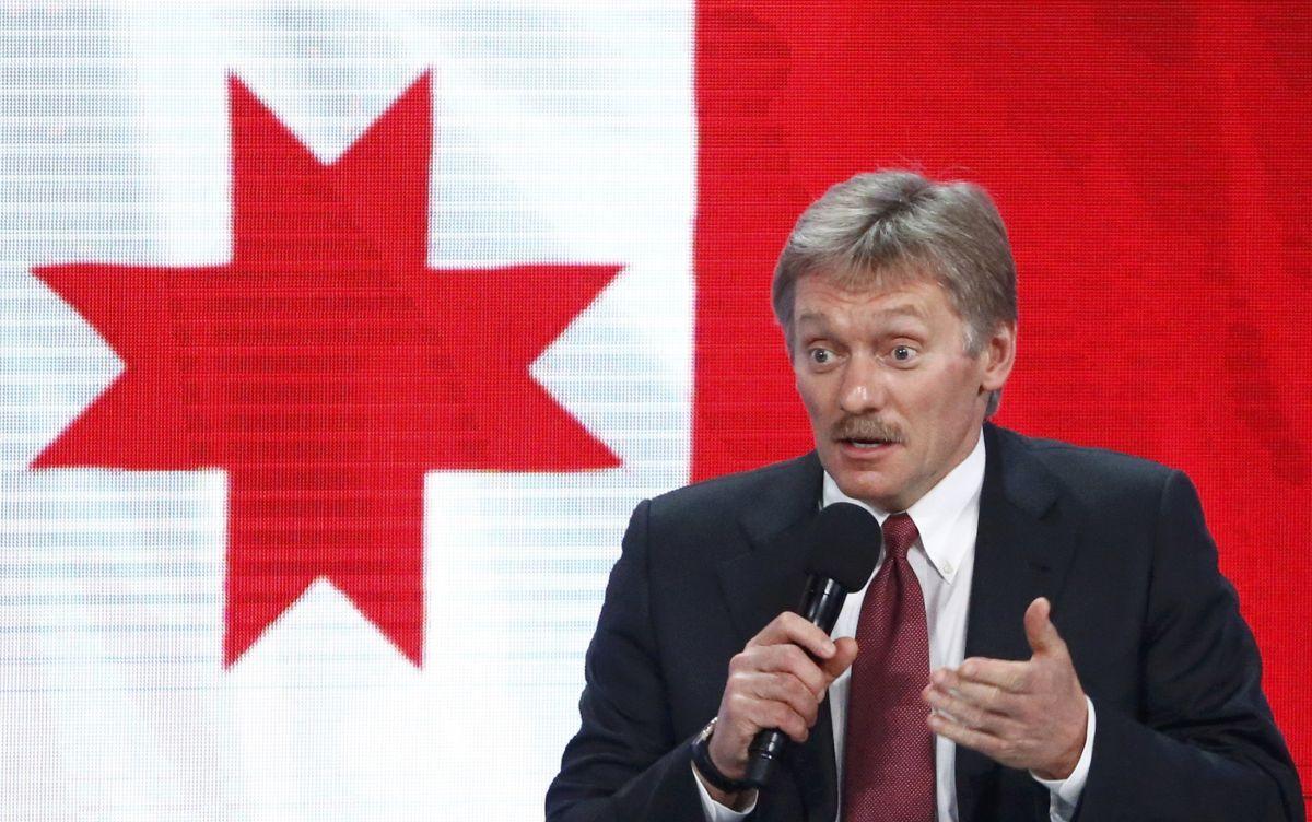 Песков: Путин иТрамп нехотят превращения украинского кризиса взастарелый
