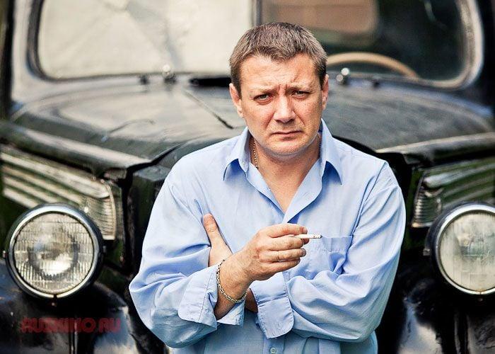 СБУ заборонила в'їзд Цапнику / ruskino.ru