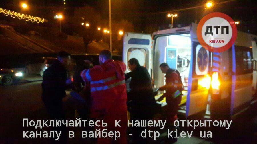 В милиции поведали подробности стрельбы вцентре украинской столицы