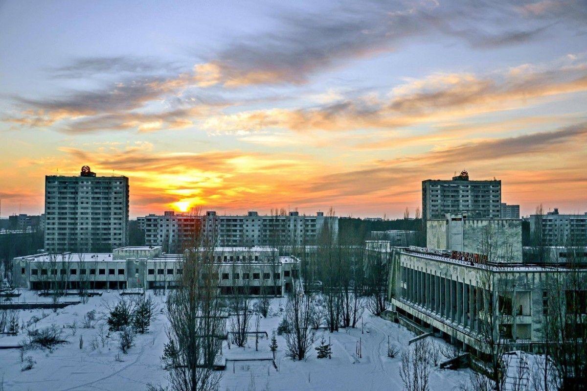 Арестованы сталкеры, пытавшиеся встретить новый год вЧернобыле