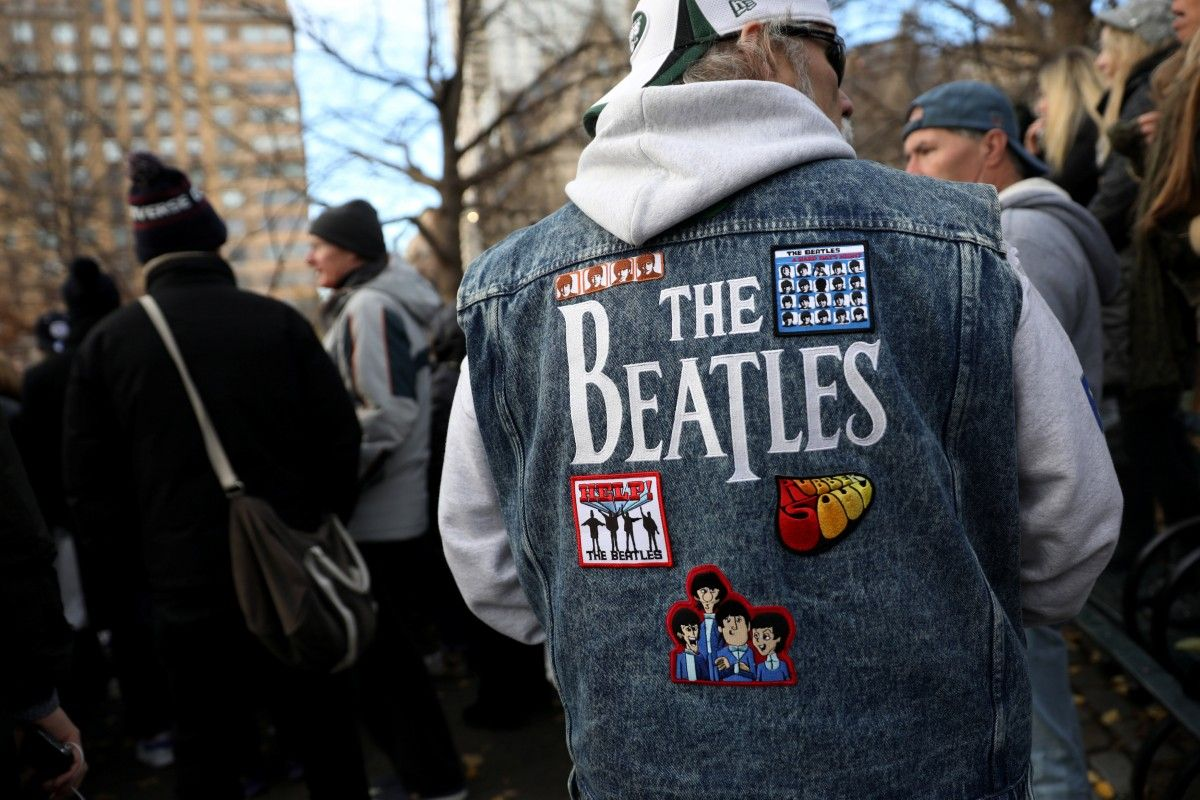 Фанат The Beatles / REUTERS