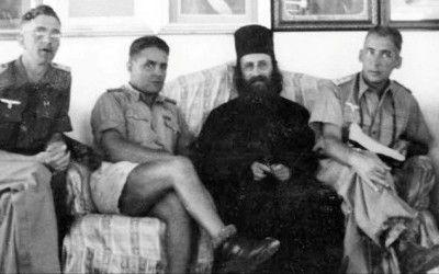 О чем афонские монахи писали Гитлеру title=