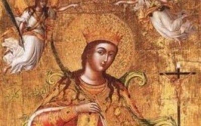 12 фактів про святу великомученицю Катерину title=