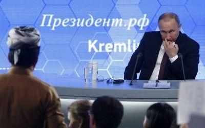 Ukrainian interest. Putin's expectations, ambassadorial address, and frozen Donbas title=
