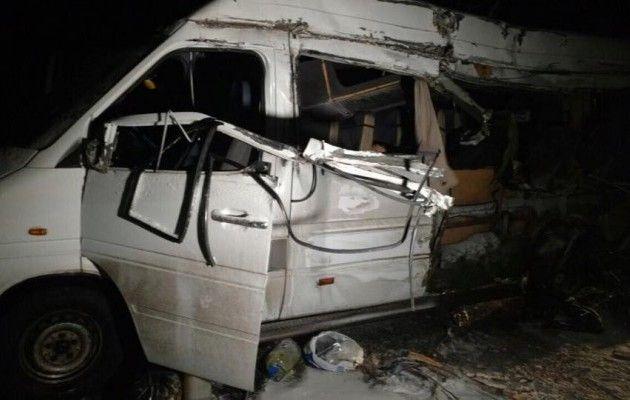 Милиция поведала подробности ДТП вДнепропетровской области, вкотором погибли 5 человек