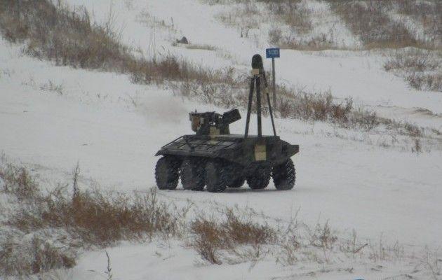 ВІДЕО: Укроборонпром показав вогневі випробування «Фантома»