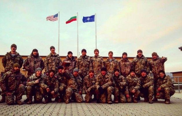 Морпехи ВМС признаны лучшими впроцессе учений вБолгарии